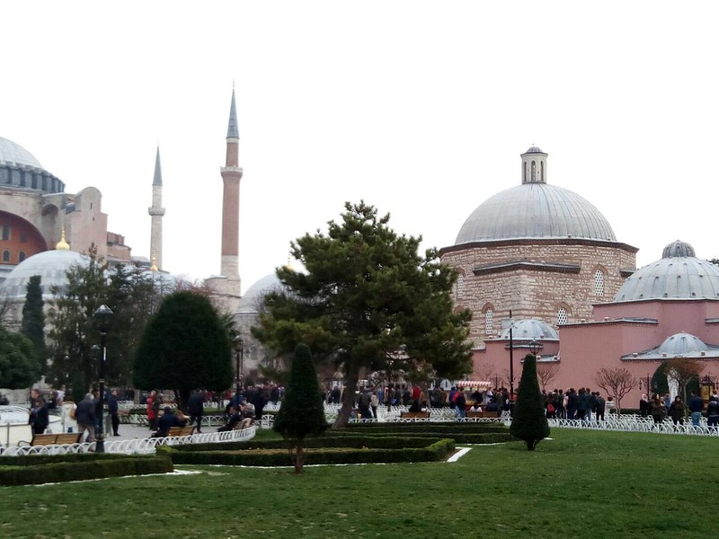 藍色清真寺 (13)