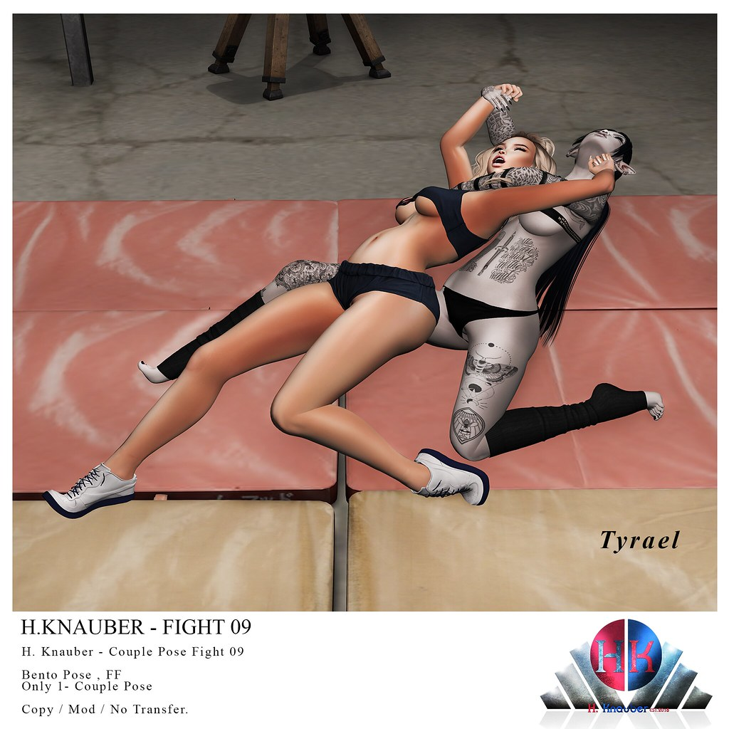 H.Knauber - Fight 09 - TeleportHub.com Live!
