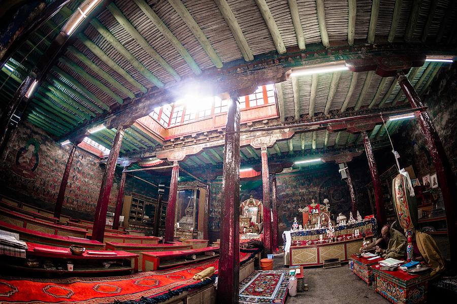 Чимре гомпа (монастырь Чимре)