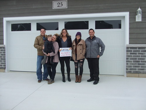 Congratulations to Ryan Briggs and the Pilon Family on winning the Brentwood Lottery Dream Home!