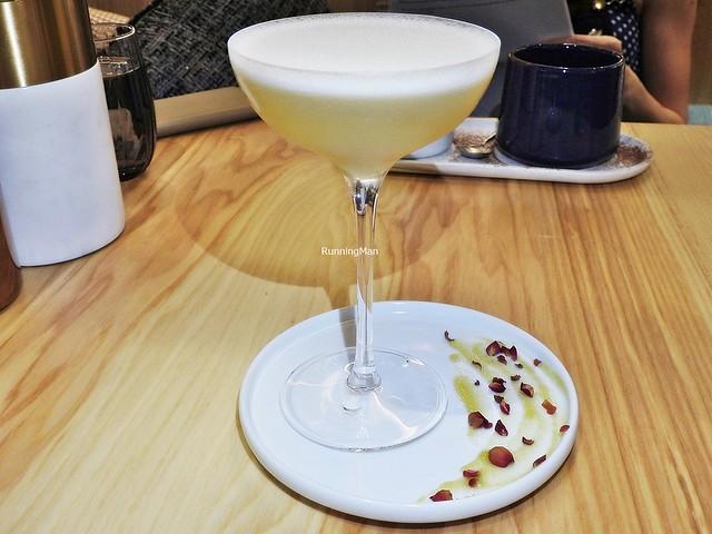 Cocktail Crazy Rich Asian
