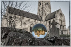 Lens Ball Church.