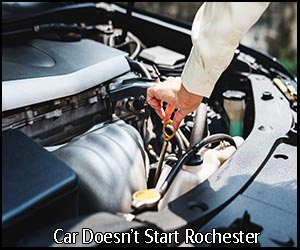 Car Doesn't Start Rochester | Virgil's Auto Repair and Towing