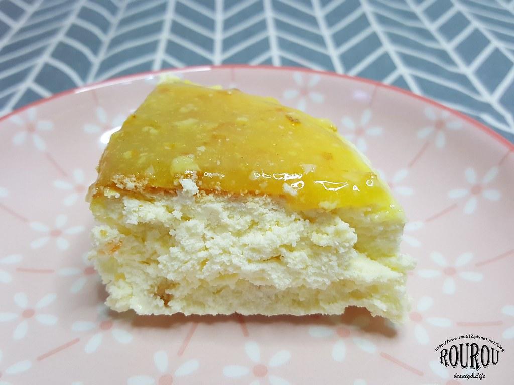 起士公爵美人柑乳酪蛋糕7