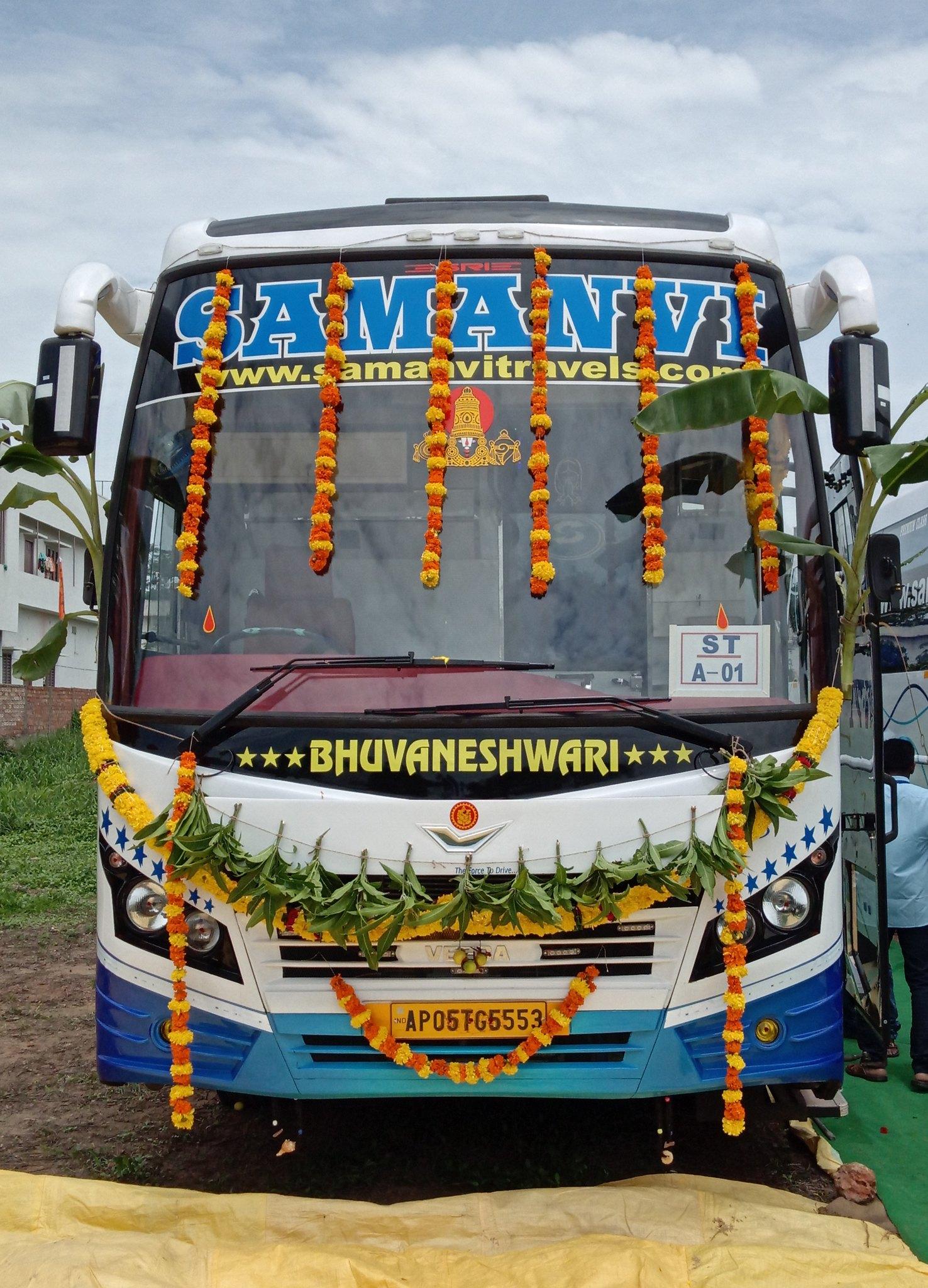 Samanvi Travels-Responsive PopUp  Banner