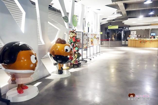 奇麗灣珍奶文化館 宜蘭親子景點 觀光工廠 燈泡珍珠奶茶 DIY 綠建築 (1)