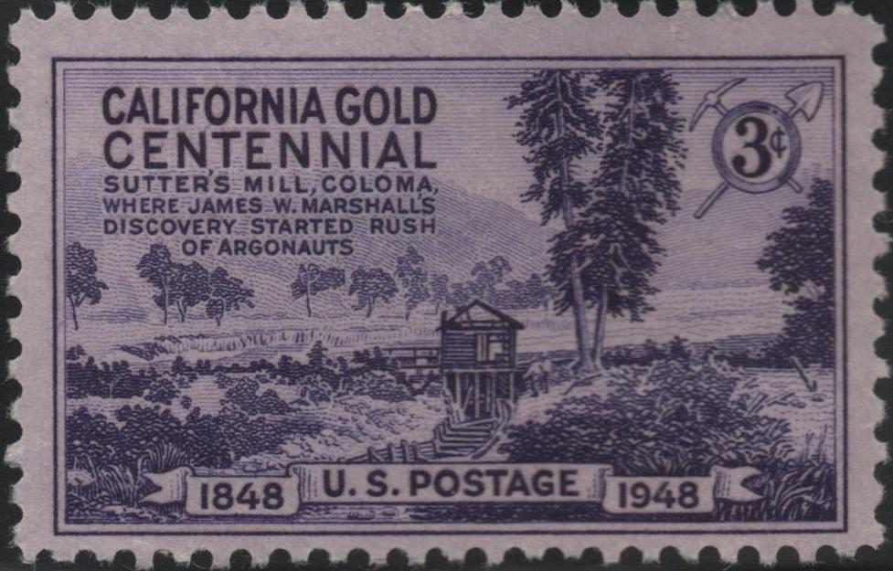 United States - Scott #954 (1948)