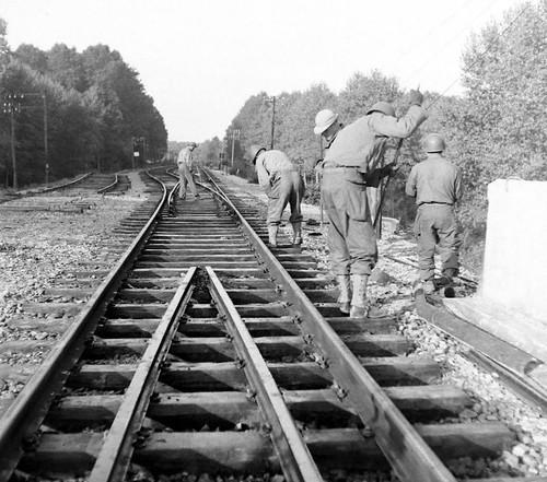 Transportation corps Life