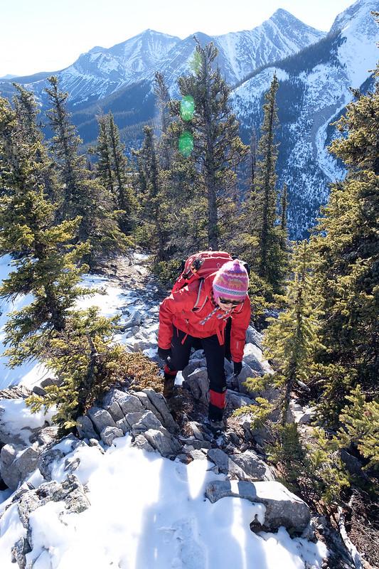 Scrambles - Mt. Baldy - Jan 2019-4