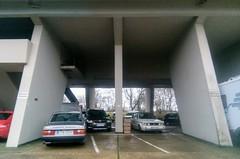 Berlin - Corbusierhaus (Unité d'habitation, Typ Berlin; 1958)