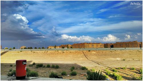 Área de servicio de la R-4 en El Quiñón (Seseña)
