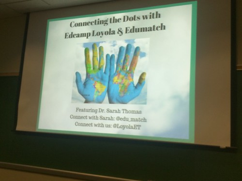 Edcamp at Loyola College, October 27, 2018