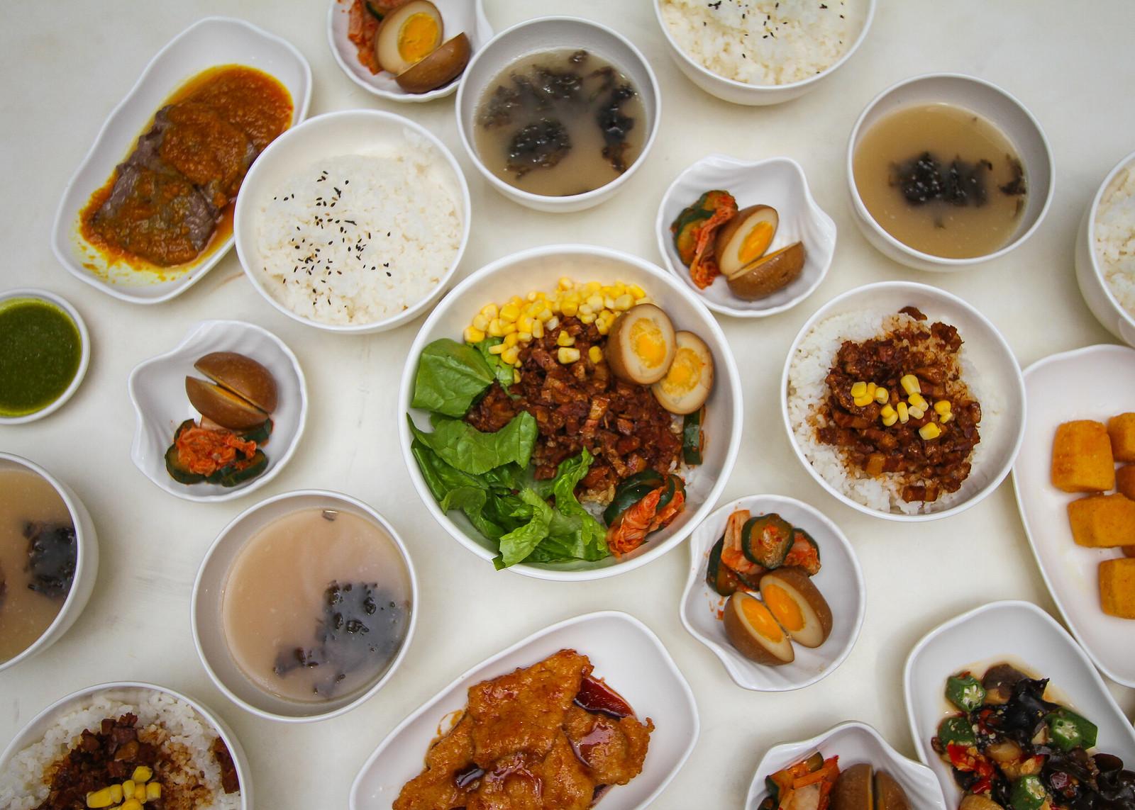 Taste of Taiwan - Menu