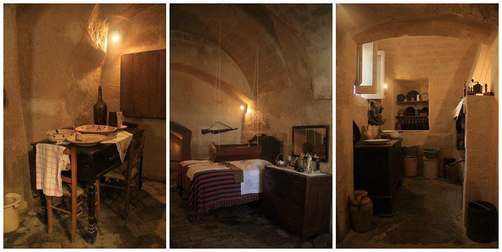 Casa Grotta Del Casalnuovo, Matera