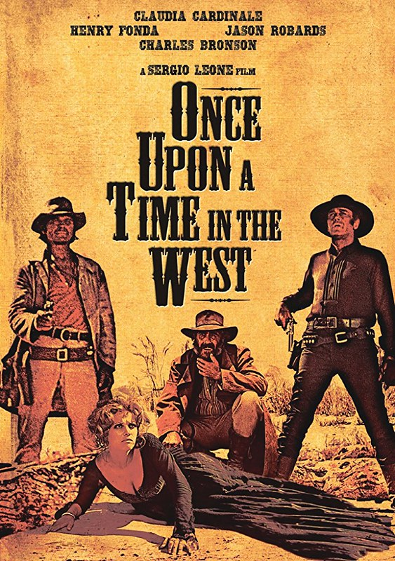 Once Upon a Time in The West - Poster 6