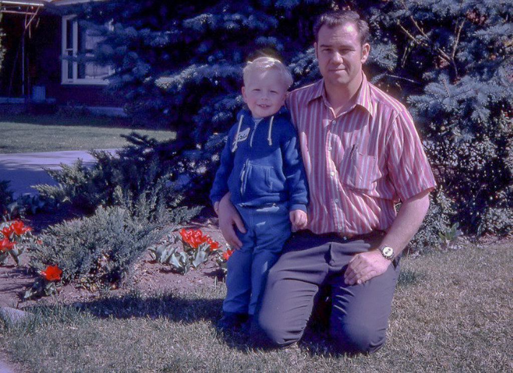 Chris and Dad-Mack