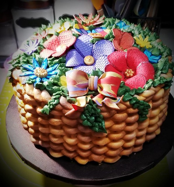 Cake by Sweet Melissa Confections