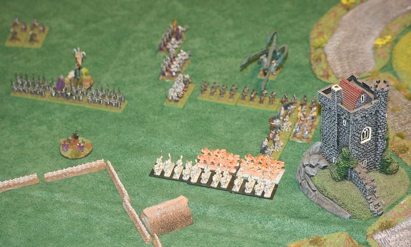[1300 - Orcs vs elfes Noirs] La bataille des piques maudites 31713459327_35947bc954_c
