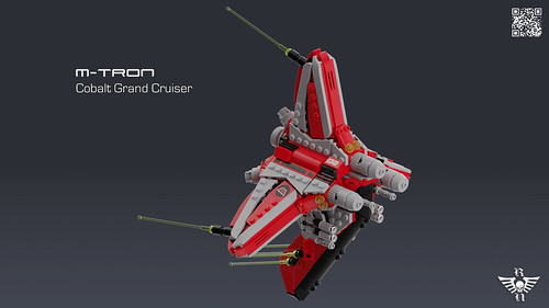 M-Tron Cobalt Grand Cruiser