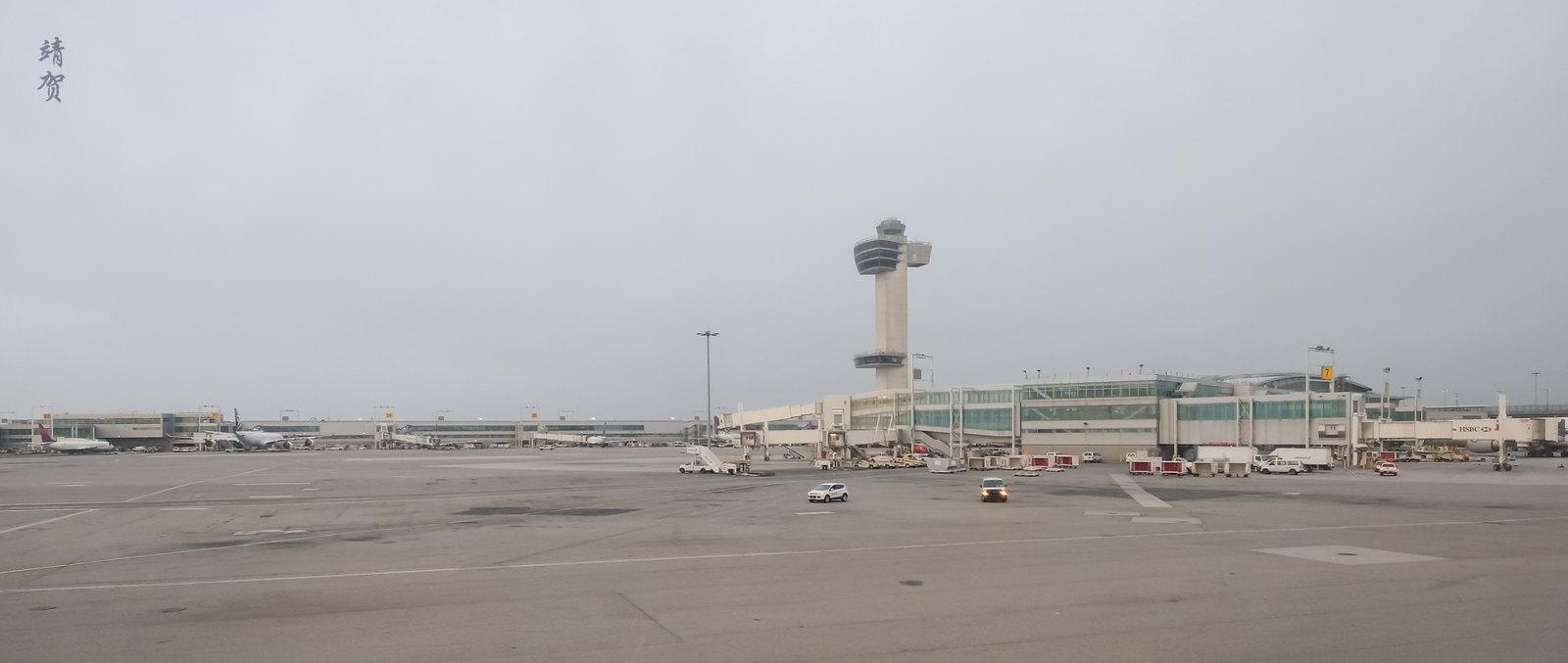 Control tower at JFK