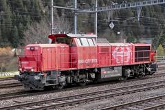 Göschenen - Am 843 013-4
