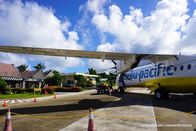 ATR-78 Seater Batanes Cebu Pacific