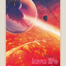 NASA Poster Illustration of Exoplanet 55 Cancri e