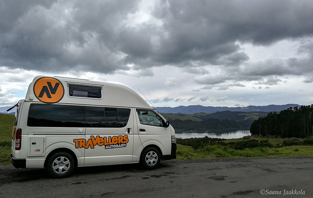 Positive experiences of campervan rental in New Zealand: Travellers Autobarn