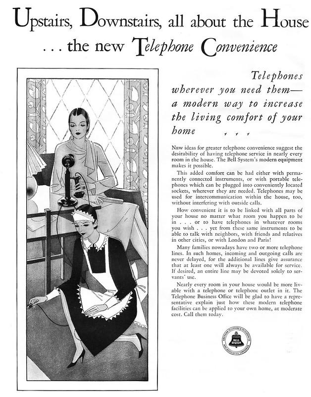 American Telephone & Telegraph 1929