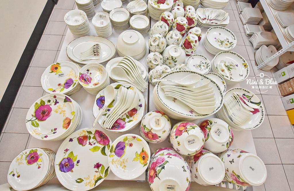 台中餐具批發 台韓 骨瓷 摩艾石像27