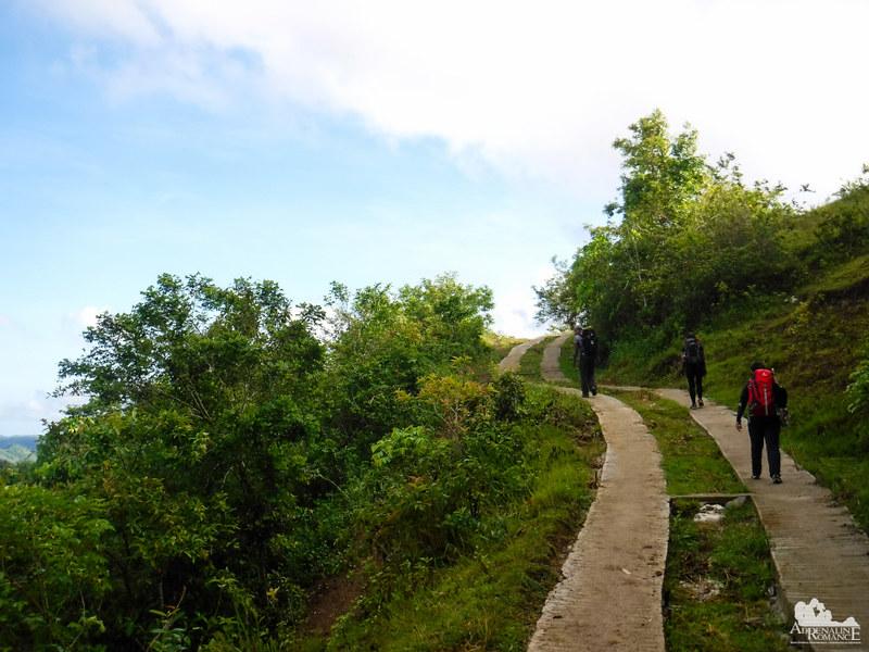 Let's start trekking