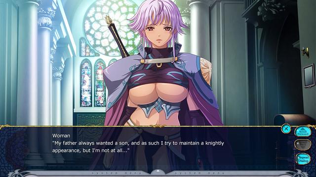 Funbag 판타지 - Knightly Woman