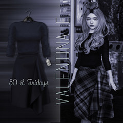Valentina E. For FLF!  Special Edition Arianna Dress!
