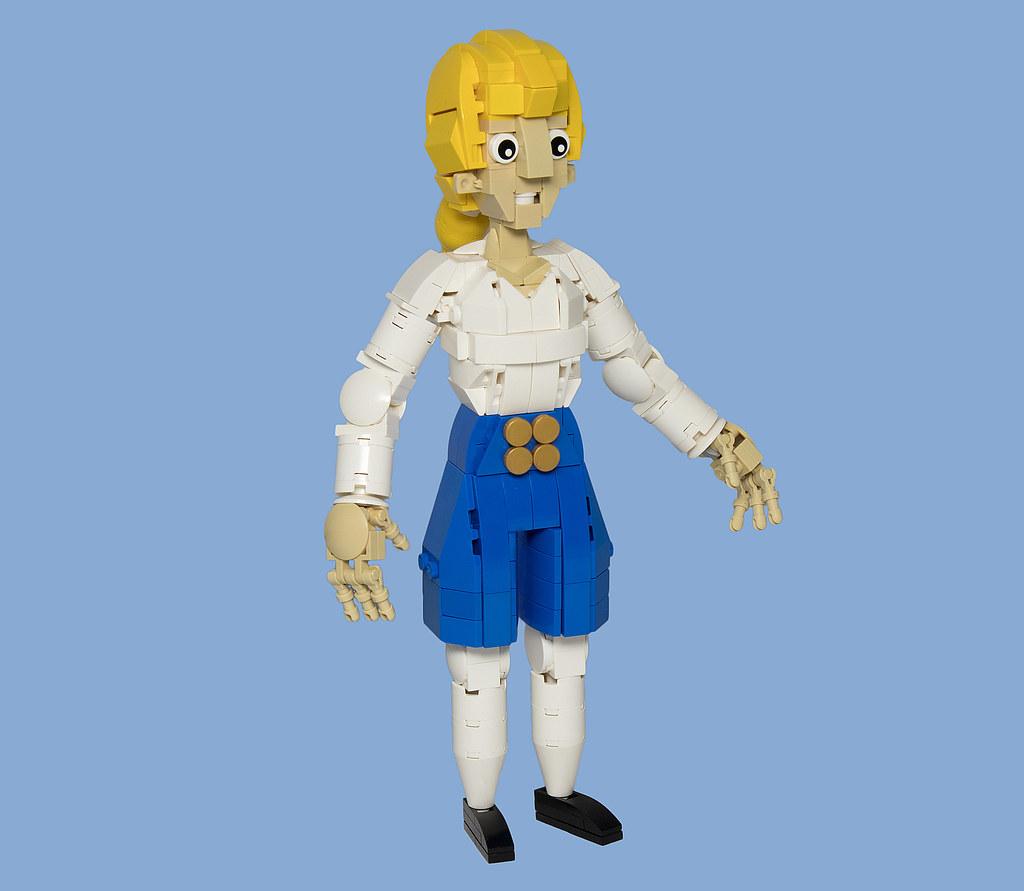 LEGO® MOC by Vitreolum: Guybrush (Monkey Island 4 – Adventure Outfit)