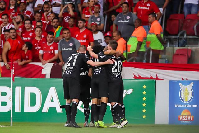 INTERNACIONAL x ATLÉTICO 21.11.2018 - Campeonato Brasileiro 2018