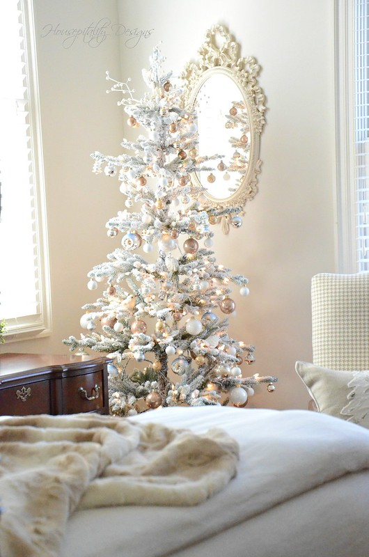 Flocked Tree-Housepitality Designs-4