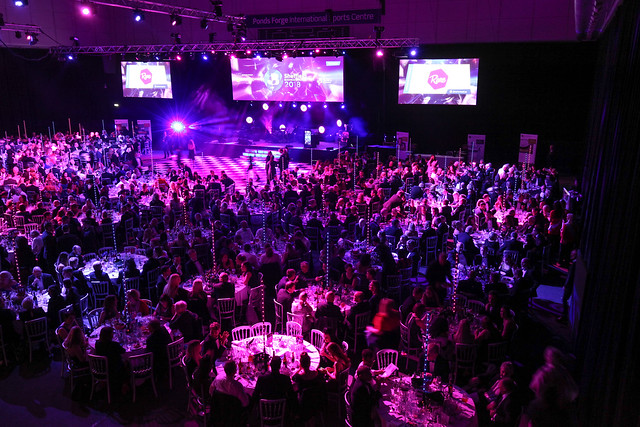 Sheffield Business Awards 2018, Canon EOS 5D MARK II, Canon EF 16-35mm f/4L IS USM