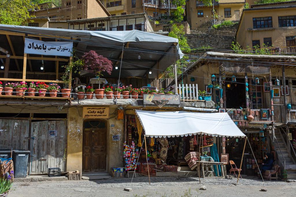 Iran. Masuleh