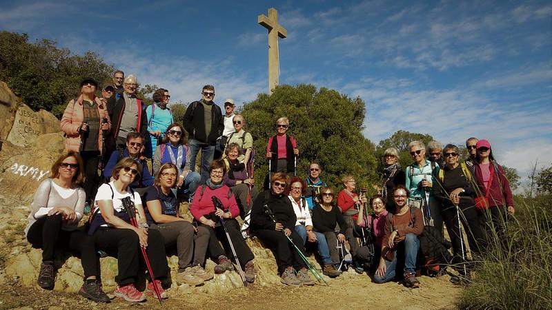 St Jeroni de la Murtra i la Creu de Montigalà
