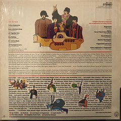 THE BEATLES:YELLOW SUBMARINE(JACKET B)