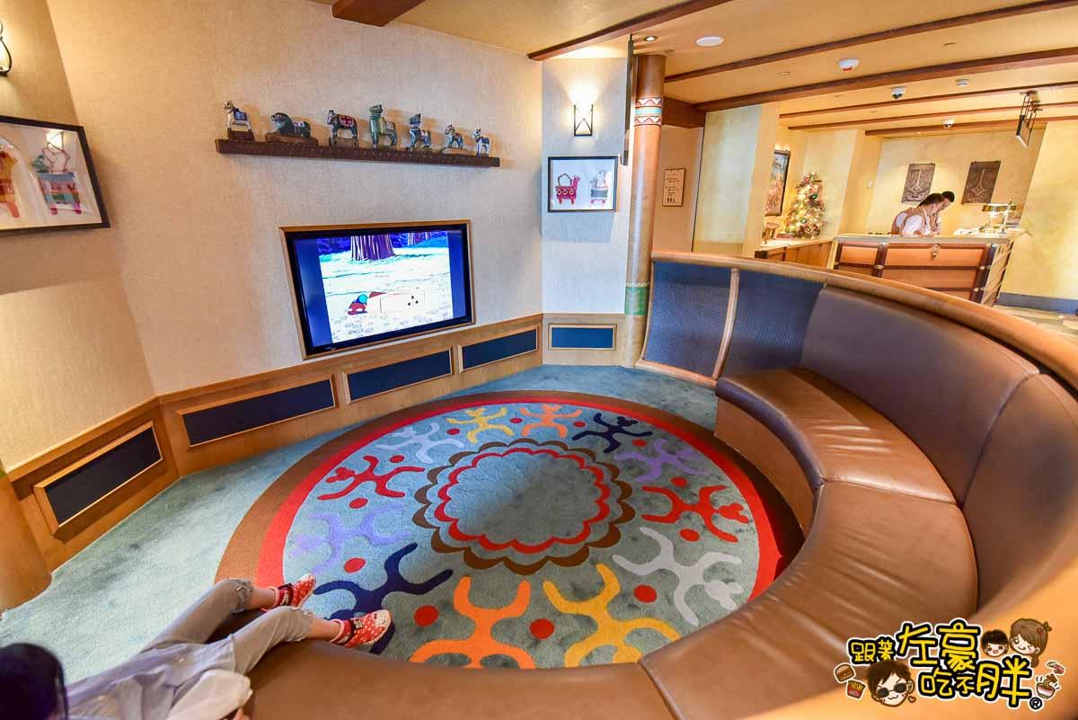 香港迪士尼探索家度假酒店-100