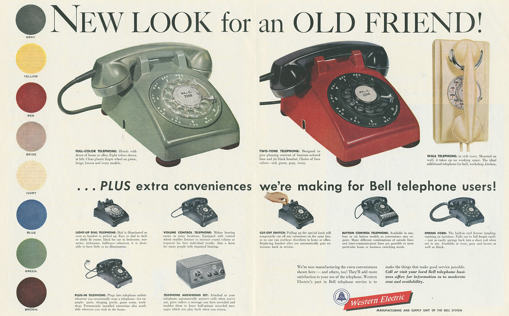 Western Electric 1954