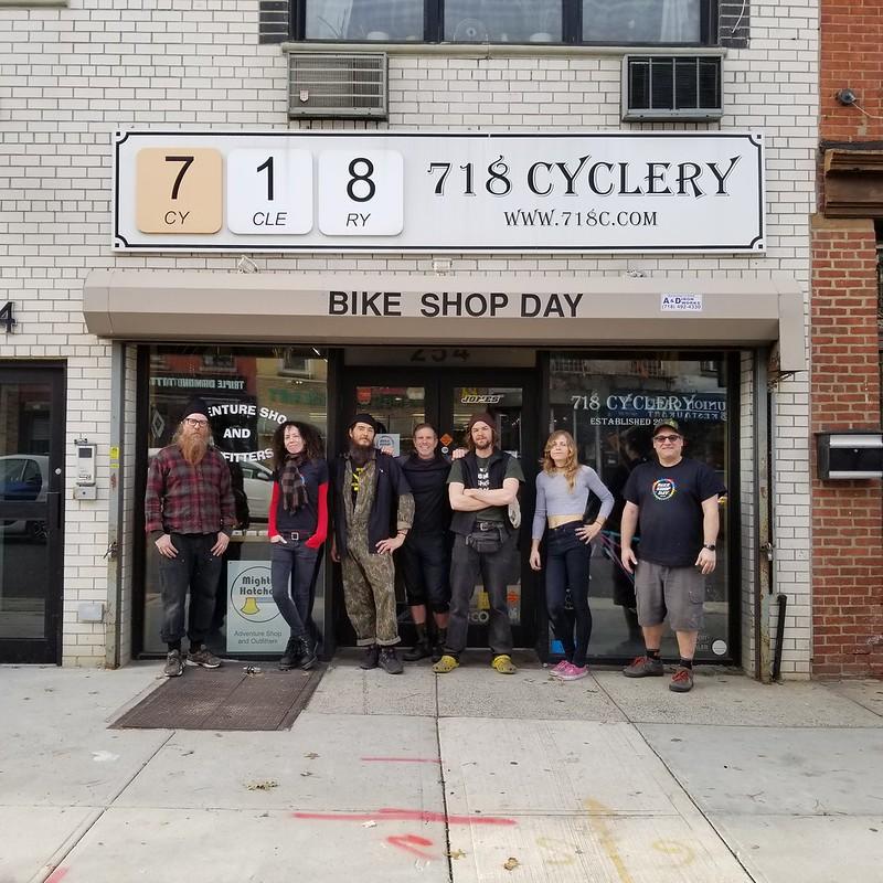 2018 Bike Shop Day
