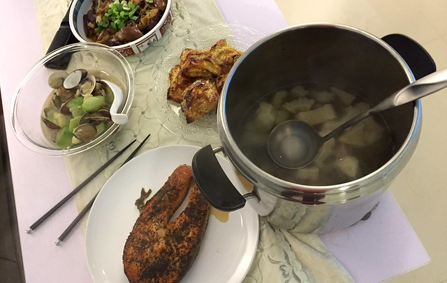 玉書家吃午餐 (3)