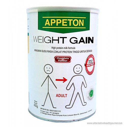 Mau pake susu Appeton Weight Gain? Baca dulu!