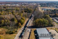 CSX 5332 | GE ES40DC | BNSF Birmingham Subdivision