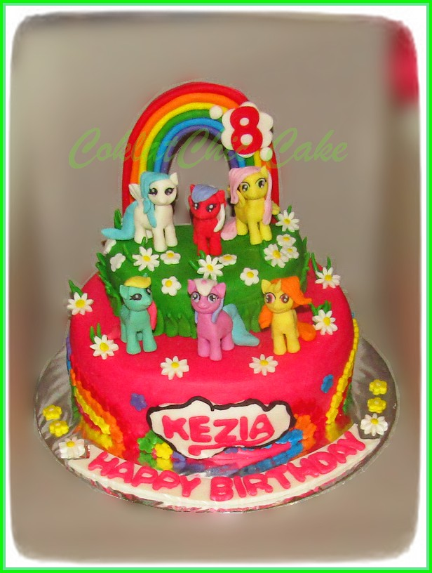 Cake My Little Pony KEZIA 20 cm