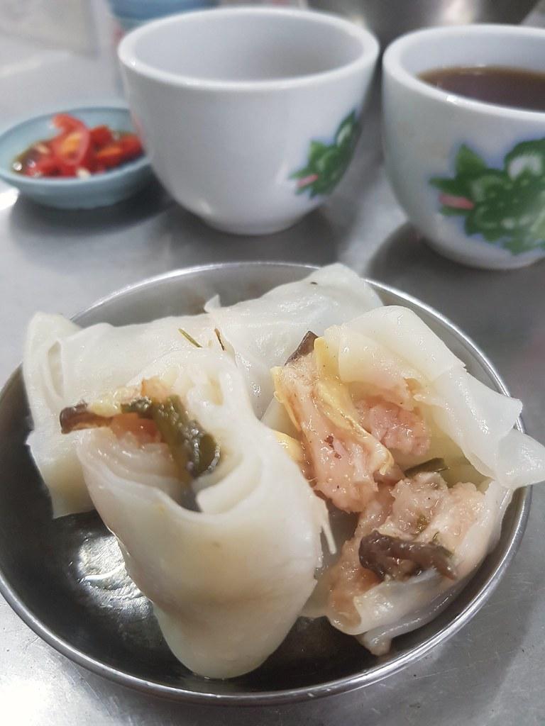 肠粉 rm$2.90 @ (桃園茶樓) Tho Yuen Restaurant, Georgetown Penang