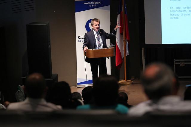 Subsecretario Salaberry participa en Conversatorio Recursos Hídricos Región de Coquimbo  - La Serena | 12.12.18