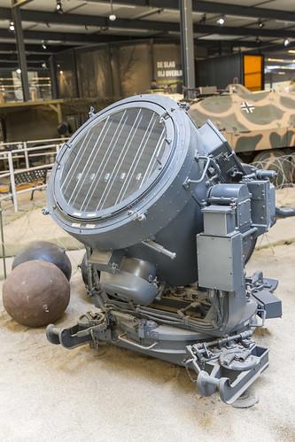 60 cm Flakscheinwerfer